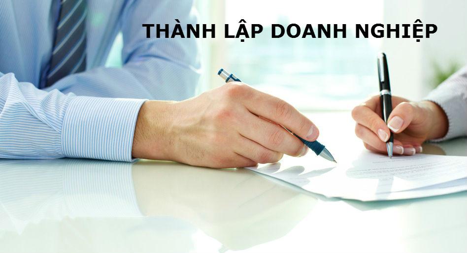Dịch vụ thành lập doanh nghiệp tại TP HCM