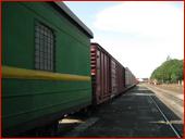 Dịch vụ vận chuyển hàng hóa bằng đường sắt