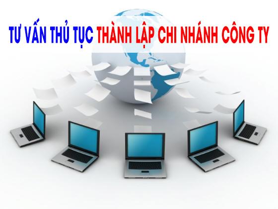 Dịch vụ thành lập chi nhánh tại quận Gò Vấp
