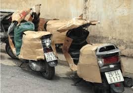 Dịch vụ vận chuyển xe máy từ Sài Gòn ra Hà Nội bằng tàu hỏa
