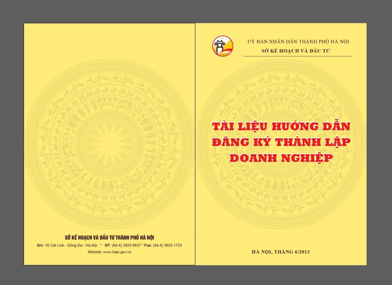 Thông tư 01/2013/TT-BKHĐT Hướng dẫn về đăng ký doanh nghiệp