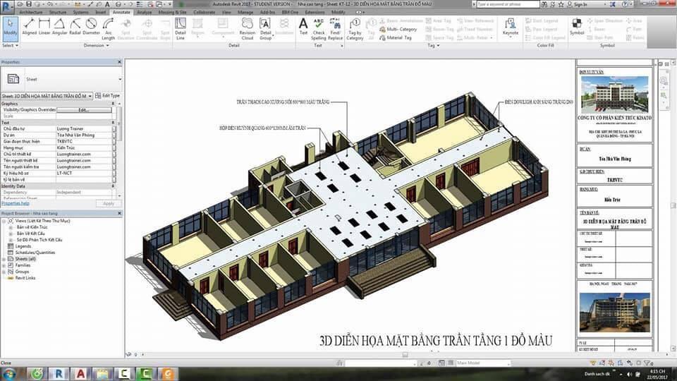 Thủ tục thành lập công ty tư vấn thiết kế xây dựng